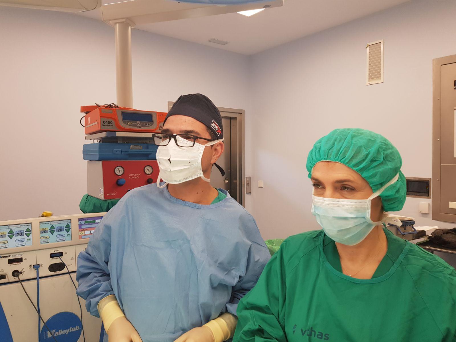 Cirugía de banda gástrica ajustable en Andalucía
